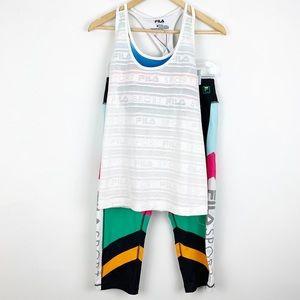Fila | Workout Outfit | M